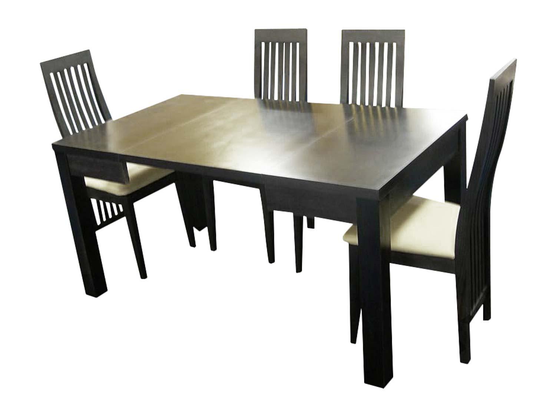 Mały stół rozkładany