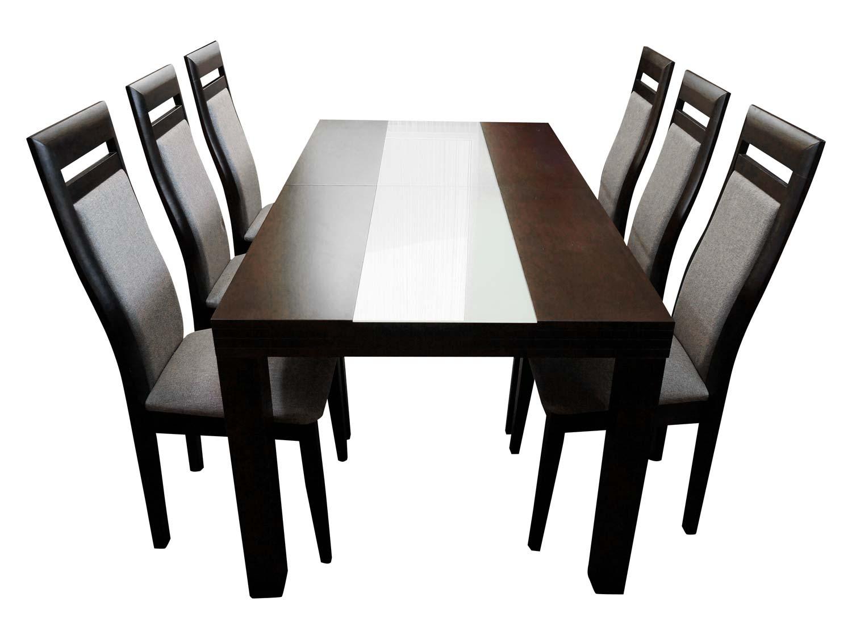 Stolik i krzesła na lata