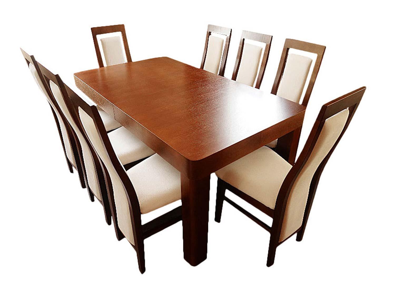 Mocne i wytrzymałem krzesło oraz stolik