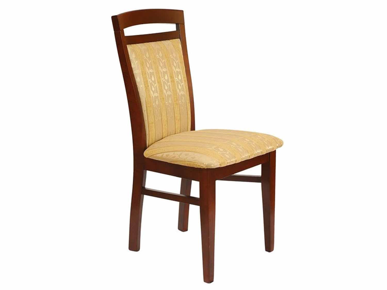 Trwałe krzesło do jadalni
