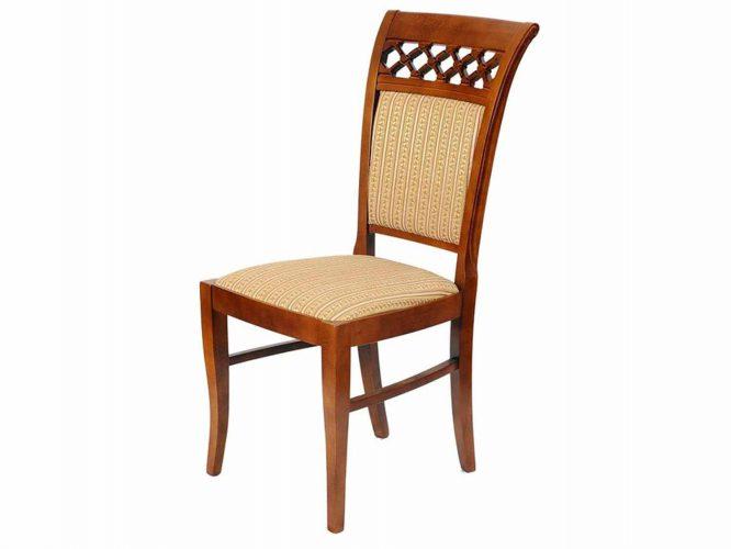 Włoskie krzesło do jadalni