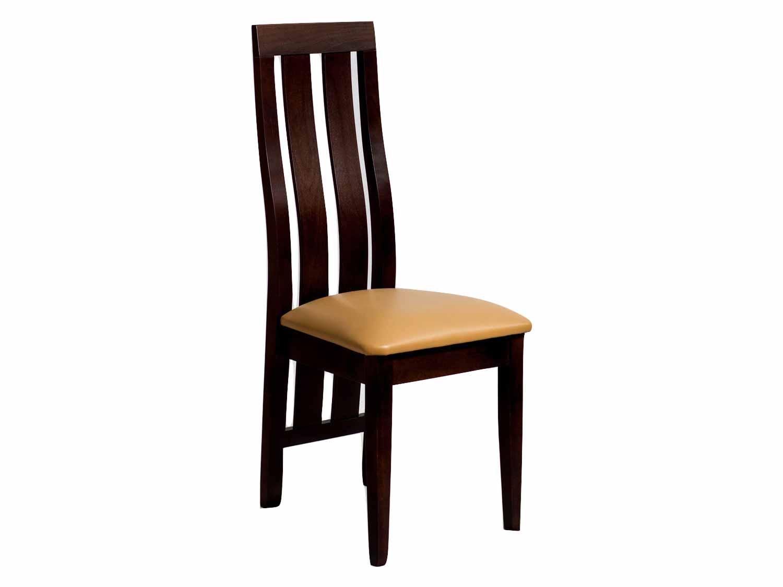 Krzesło z obiciem skórzanym