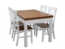 Stół do kuchni z krzesłami