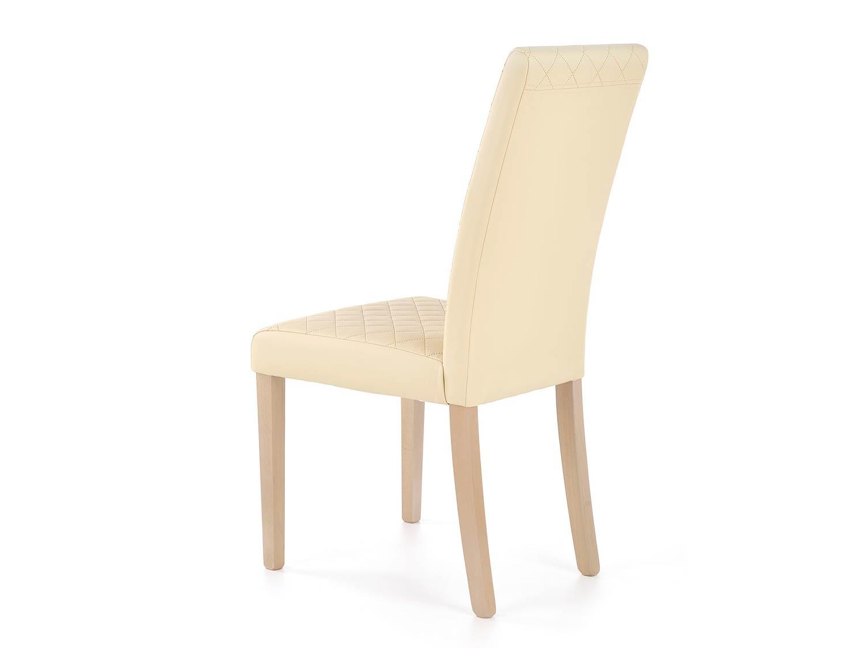 Kremowe Krzesła do kuchni