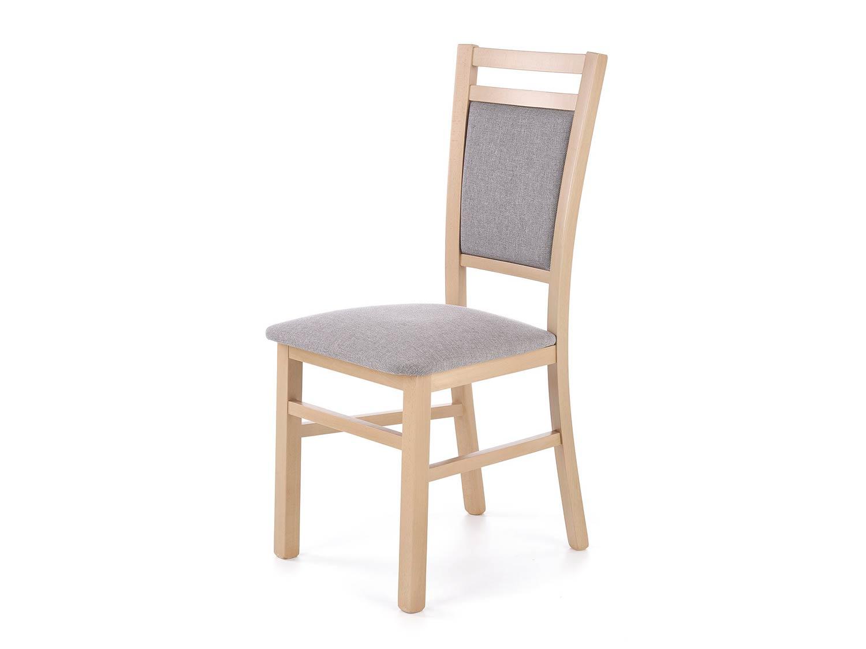 Krzesło do salonu w kolorze sonoma