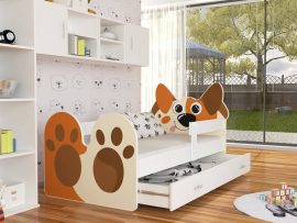 Łóżko zwierzak dla dziecka
