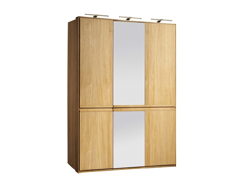Drewniana szafa 3 drzwi