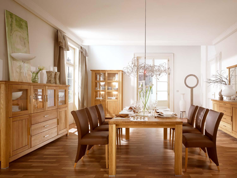 Stół 180 dębowy do salonu