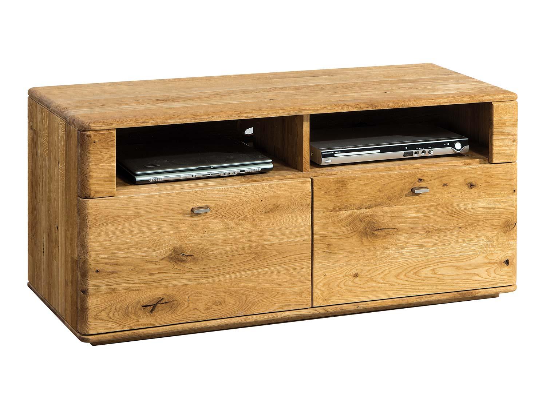 Drewniany stolik pod telewizor